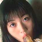 Japanese teen with small tits gets cum covered after a nasty fuck