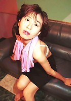 Japanese amateur wife with small tits strip and shows her asian pussy