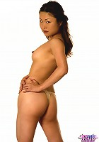 Asian ethnic chinese amateur spreads her pussy and ass wide