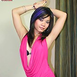 Ivy Le\'s Vietnamese, with a touch of French. When she\'s not dancing she\'s indulging in her only hobby - sex!